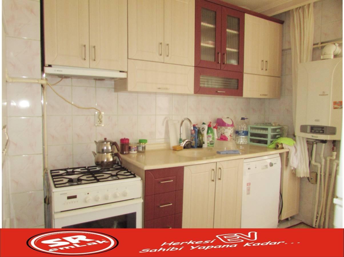 SR EMLAK'TAN ANDİÇEN MAH'DE 2+1 80 m² ARA KATTA MANTOLAMALI  DAİRE