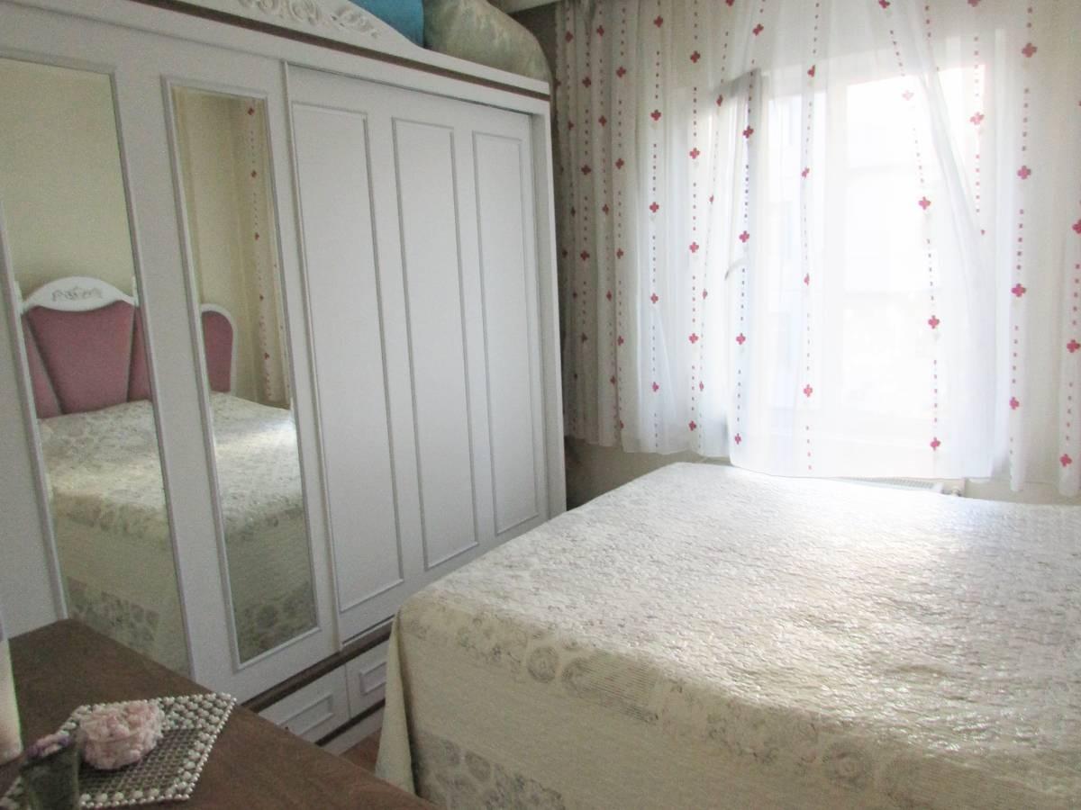 SR EMLAK'TAN G.OSMAN PAŞA MAH'DE 3+1 110 m²  BAĞIMSIZ MANTOLAMALI ÖN CEPHE DAİRE