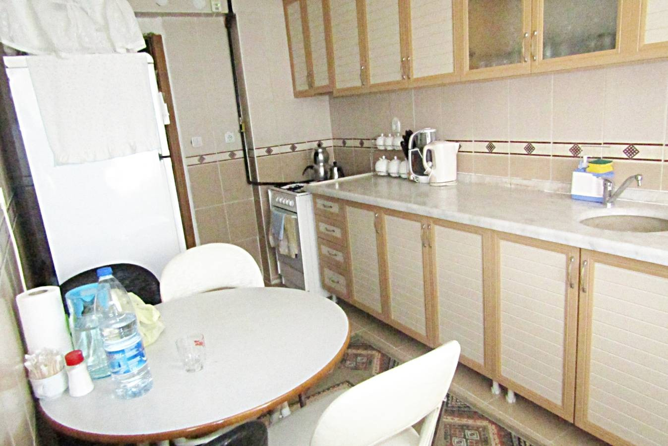 SR EMLAK'TAN TOPÇU MAH'DE 2+1 90 m² TRENE YAKIN BAĞIMSIZ  YAPILI DAİRE