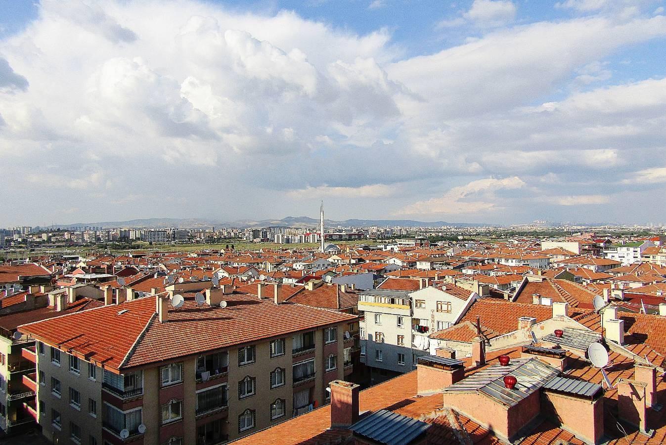 SR EMLAK'TAN ELVAN MAH'DE 4+1 250m² ASANSÖRLÜ ÇİFT GİRİŞLİ YAPILI TERAS