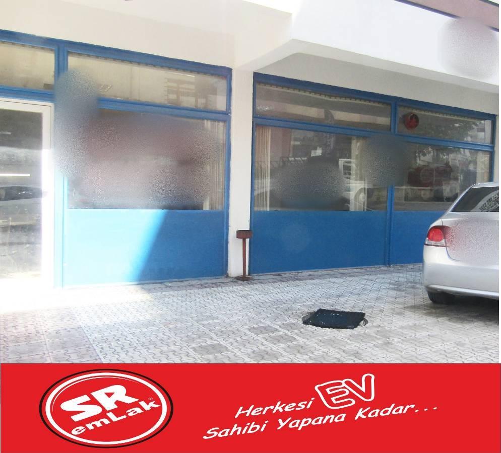 SR EMLAK'TAN SÜVARİ MAH'DE 110 m² YAPILI DÜKKAN