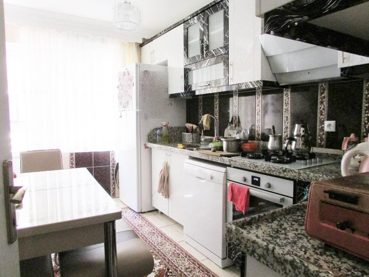SR EMLAK'TAN İSTASYON MAH'DE 4+1 180 m²  ÖN CEPHE FULL YAPILI TERAS