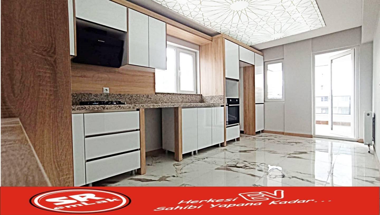 SR EMLAK'TAN F.ÇAKMAK MAH'DE 3+1 135 m² ASANSÖRLÜ BAĞIMSIZ FULL YAPILI DAİRE