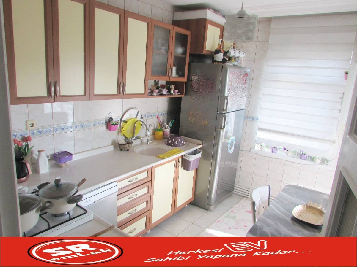 SR EMLAK'TAN FATİH MAH'DE 3+1 105 m² KATTA BAĞIMSIZ ÖN CEPHE DAİRE