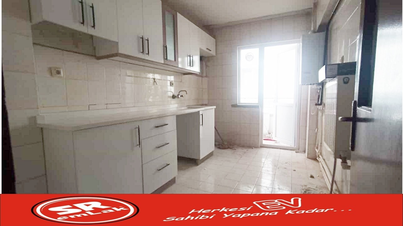SR EMLAK'TAN AHİEVRAN MAH'DE 3+1 115 m² ARA KATTA BAĞIMSIZ DAİRE