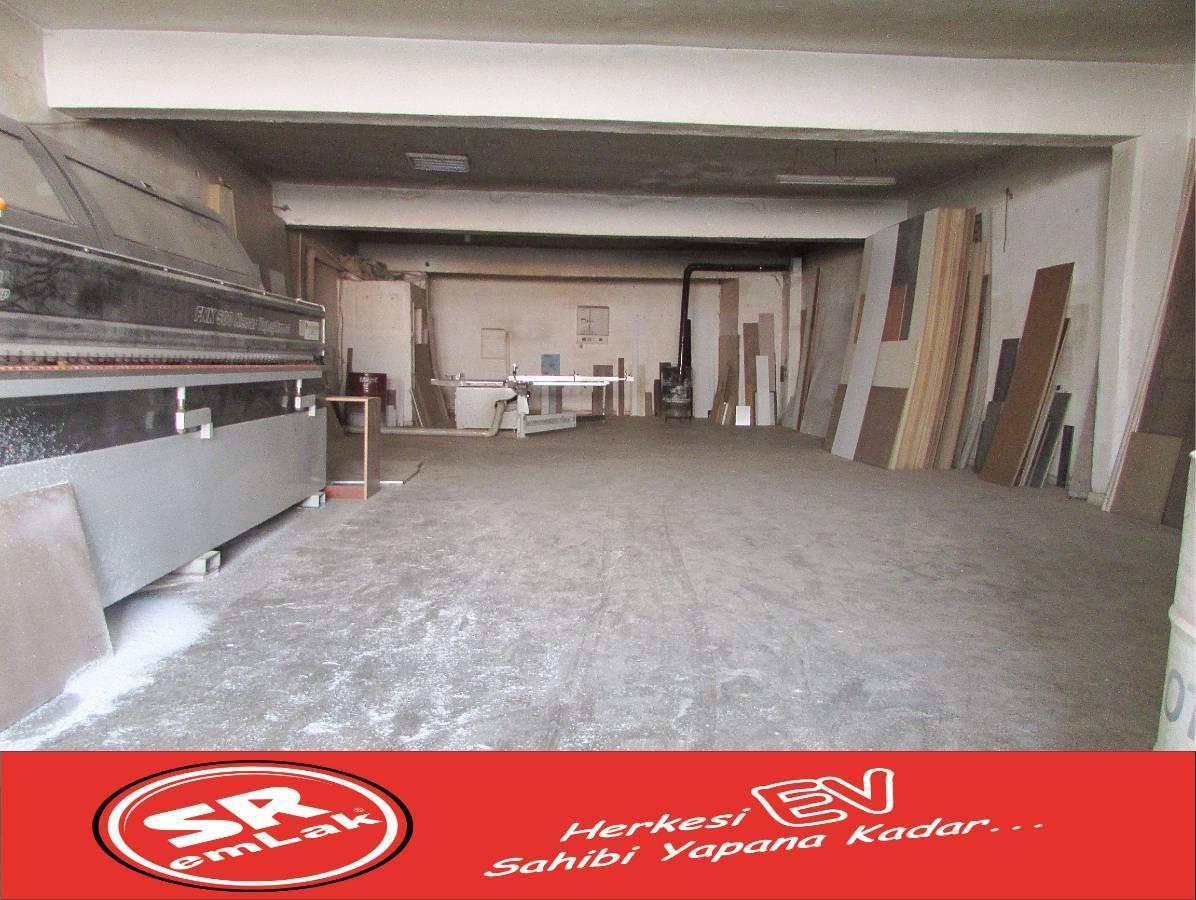 SR EMLAK'TAN AHİ EVRAN MAH'DE 200 m² ULAŞIMA YAKIN SATILIK DÜKKAN
