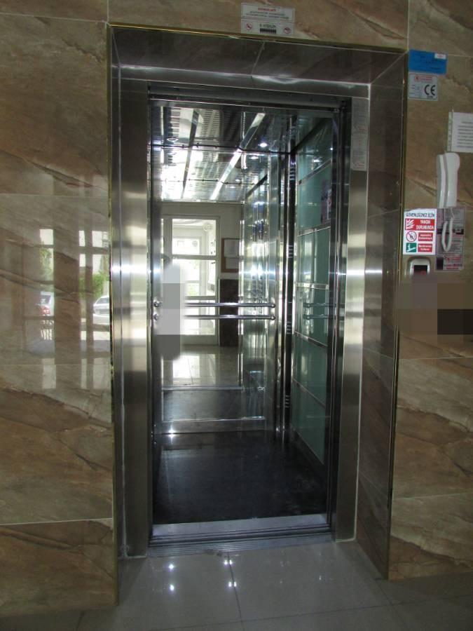 SR EMLAK'TAN OSMANLI MAH'DE  4+1 200 m² ULTRA LÜKS YAPILI ASANSÖRLÜ DAİRE