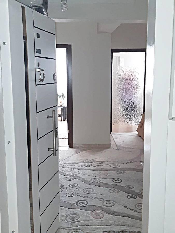SR EMLAK'TAN ELVAN MAH'DE 2+1 90 m²  ÖN CEPHE YAPILI BAĞIMSIZ TRENE YAKIN DAİRE